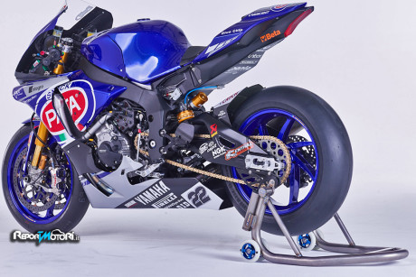 Team Pata - Yamaha YZF-R1 SBK