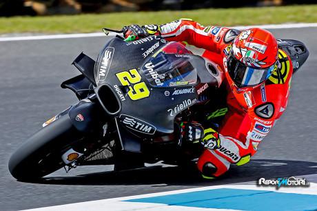 Andrea Iannone - Ducati Team
