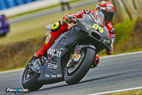 Andrea Iannone - Test Phillip Island - MotoGP 2016