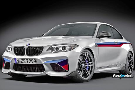BMW M Performance M2 Coupé