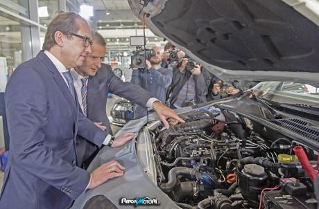 Parte la campagna richiamo Volkswagen