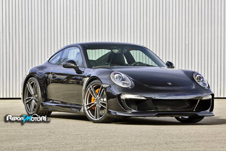 Gemballa Porsche 991