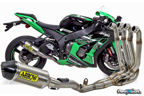 Arrow Kawasaki ZX-10R 2016