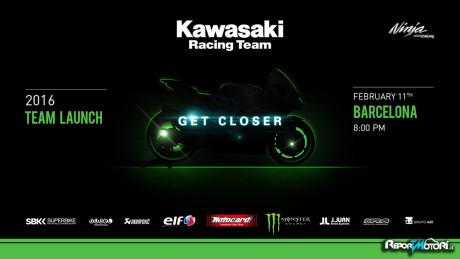 Kawasaki Racing Team 2016