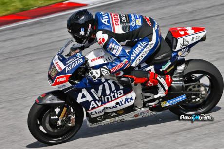 Loris Baz - Ducati Desmosedici GP14.2