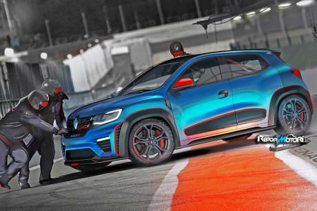 Renault Kwind Racer