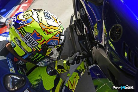 Valentino Rossi - Sepang 2016