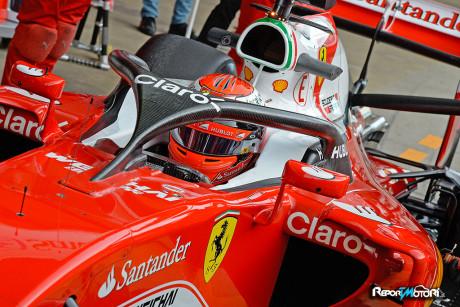 Sebastian Vettel - Ferrari SF16-H