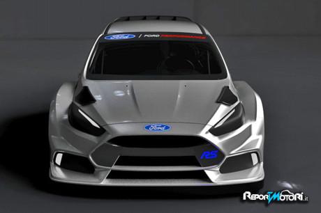 Ford Focus RS Rallycross