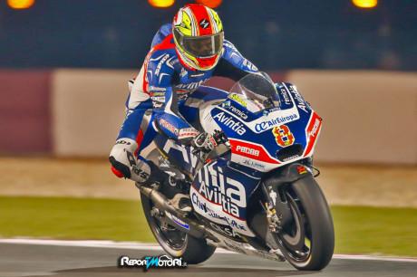 Hector Barbera - Test IRTA 2016