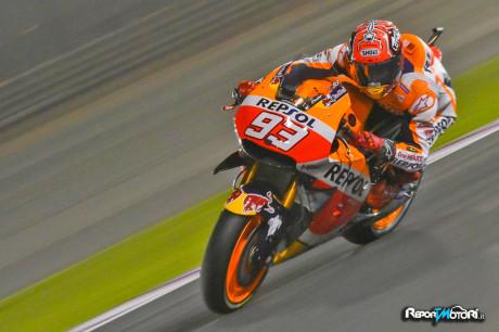 Marc Marquez - Qatar MotoGP 2016