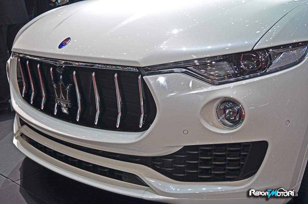 Maserati Levante : il SUV del Tridente