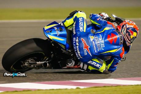 Maverick Vinales - Test Qatar MotoGP 2016