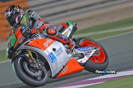 Stefan Bradl - Aprilia RS-GP