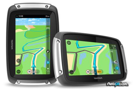 TomTom Rider 410 Great Rides Edition