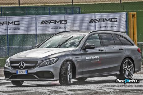 AMG Driving Academy - Vallelunga
