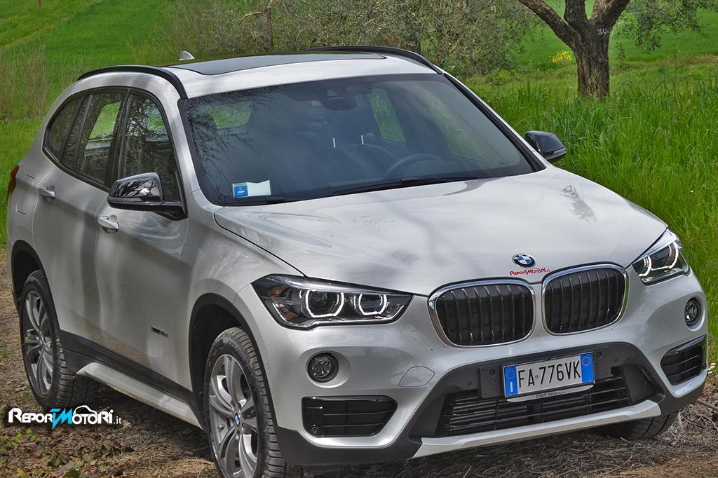 BMW X1 118d : altro che SUV!