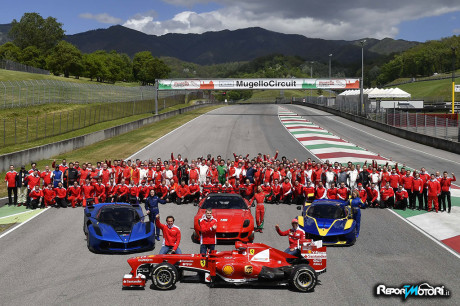Programma XX - Clienti Ferrari - Mugello