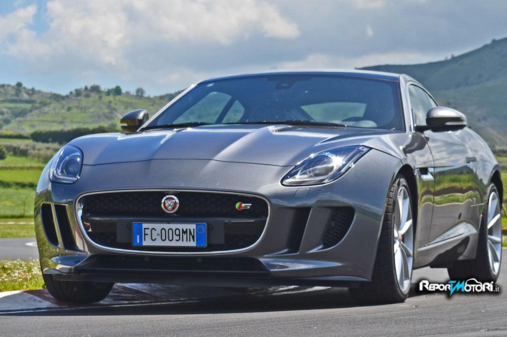 Jaguar F-Type V6 S : un fascino unico !
