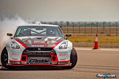 Nissan GT-R: record per il drift più veloce di sempre
