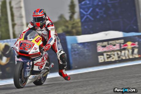 Sam Lowes - Jerez de la Frontera 2016