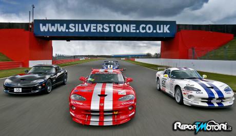 Dodge Viper - Silverstone Classic