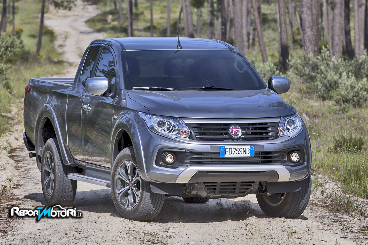 Fiat Professional Fullback : che pick up!
