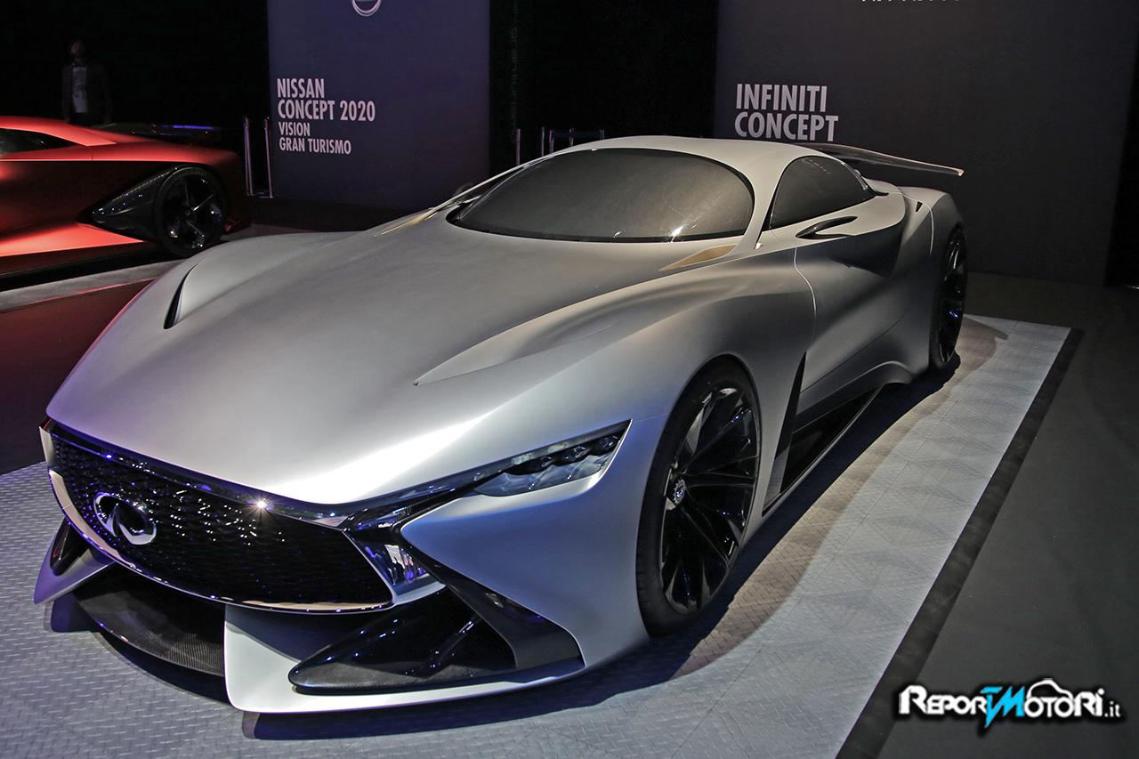 Infiniti Concept Vision GT Gran Turismo