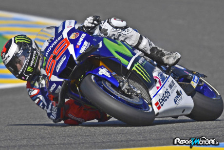 Jorge Lorenzo - Le Mans 2016