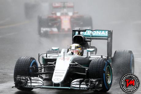 Lewis Hamilton - Montecarlo 2016
