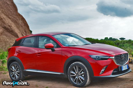 Mazda CX-3 1.5 D 105 CV Exceed