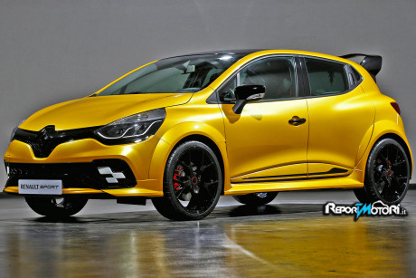 Special Renault Clio R.S.