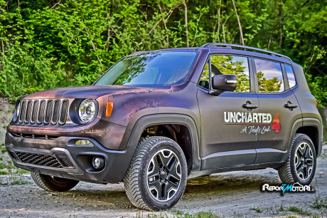 Renegade Uncharted Edition