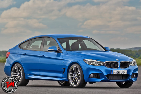Nuova BMW Serie 3 Gran Turismo