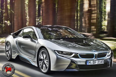 BMW i8 vince l'Engine of the Year Award 2016