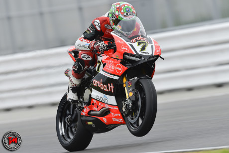 Chaz Davies - Ducati Panigale R