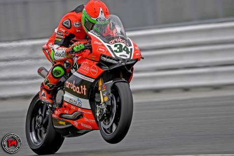Davide Giugliano - Ducati Panigale R