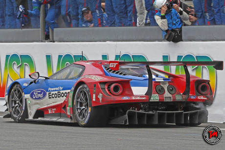 Ford vince a Le Mans