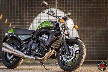 Kawasaki Vulcan 70 by Mr Martini