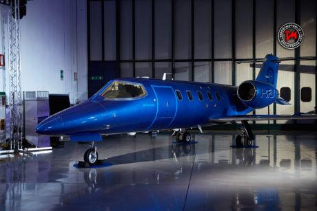 Learjet31 - Garage Italia Customs