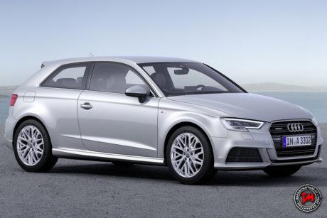 Nuova Audi A3 1.0 TFSI 3 cilindri