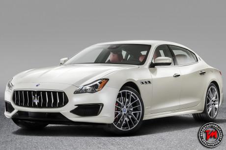 Nuova Maserati Quattroporte