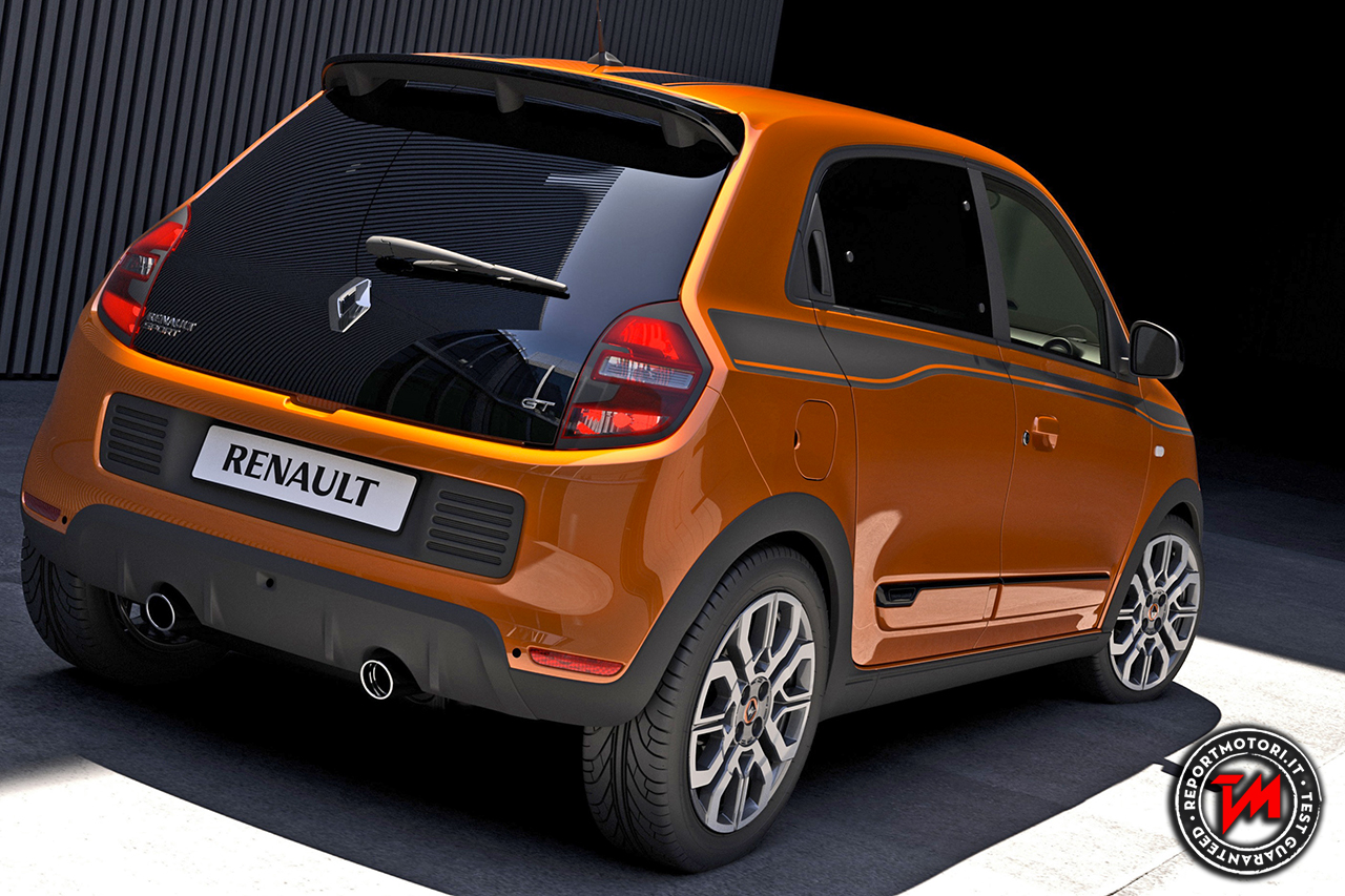 nuova renault twingo gt piccola veloce e turbo. Black Bedroom Furniture Sets. Home Design Ideas