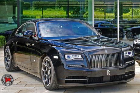 Rolls-Royce al Goodwood Festival of Speed