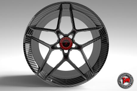 Vitesse AuDessus Lamborghini Aventador SV