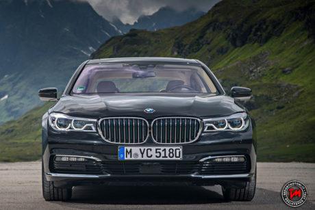 BMW 704e iPerformance