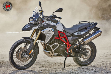 Nuova BMW F 700 GS, F 800 GS e F 800 GS Adventure