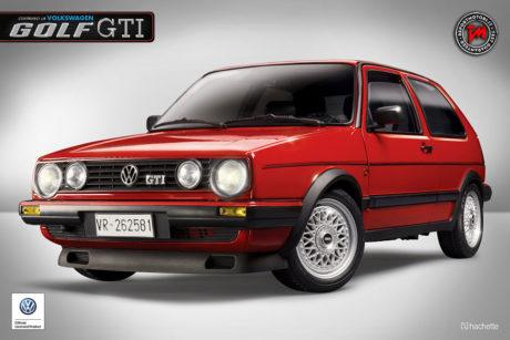 Costruisci la Volkswagen Golf GTI