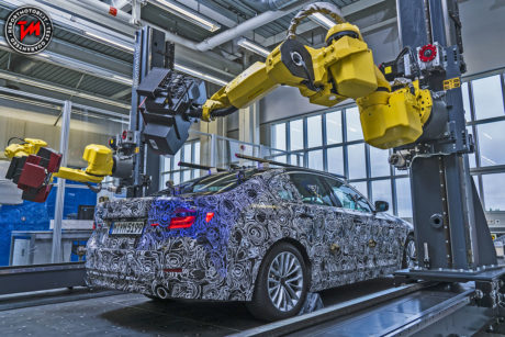 Nuova BMW Serie 5 - Model Year 2017