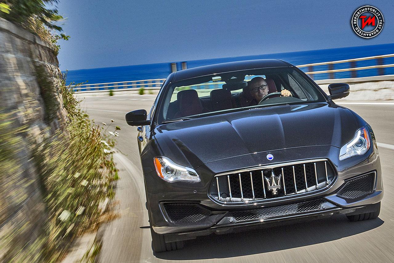 Nuova Maserati Quattroporte: il nostro test drive completo!